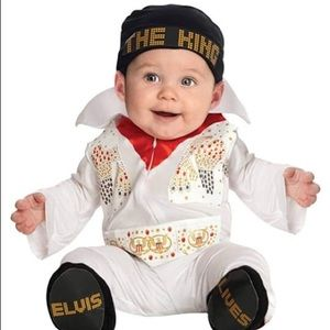 Other - 6-13 month Elvis costume